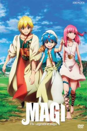 Magi: The Labyrinth of Magic!