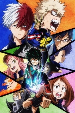 Boku No Hero Academia Second Season