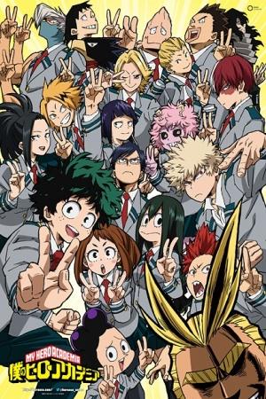 Boku no Hero Academia Second Season OVA