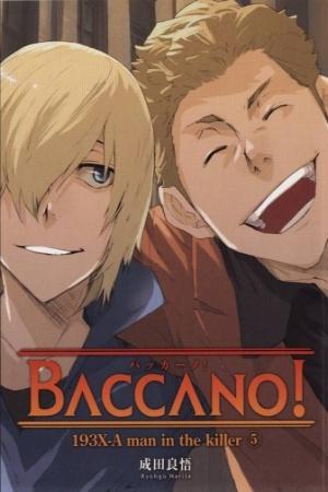 Baccano! OVAS