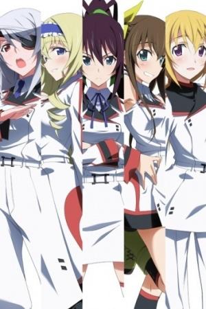 Infinite Stratos Encore - Koi ni Kogareru Rokujuusou