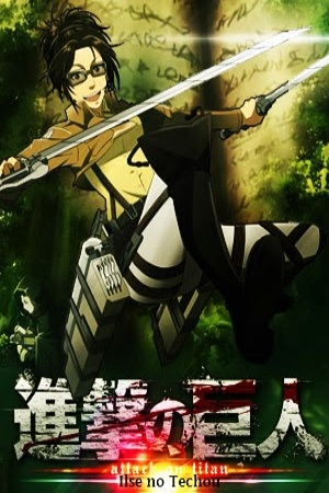 Shingeki no Kyojin: Ilse no Techou