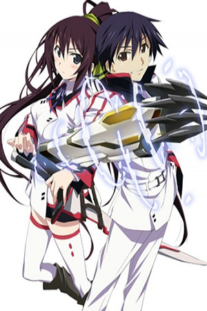 Infinite Stratos 2 – World Purge-hen