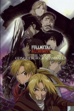 Fullmetal Alchemist :Conquistador de Shamballa
