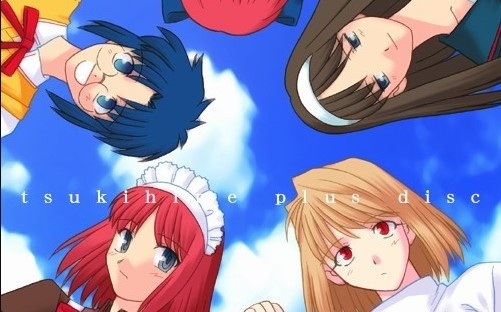 juego Tsukihime Plus-Disc