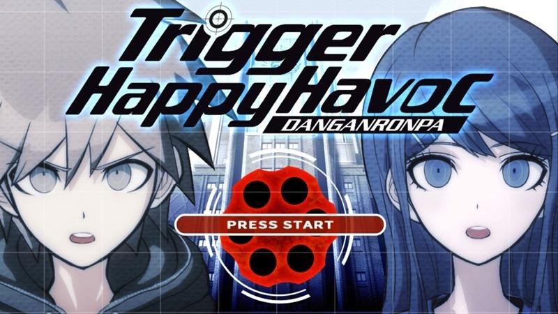 juego Danganronpa: Trigger Happy Havoc