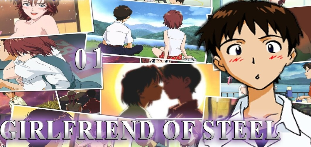 juego Evangelion Girlfriend Of Steel