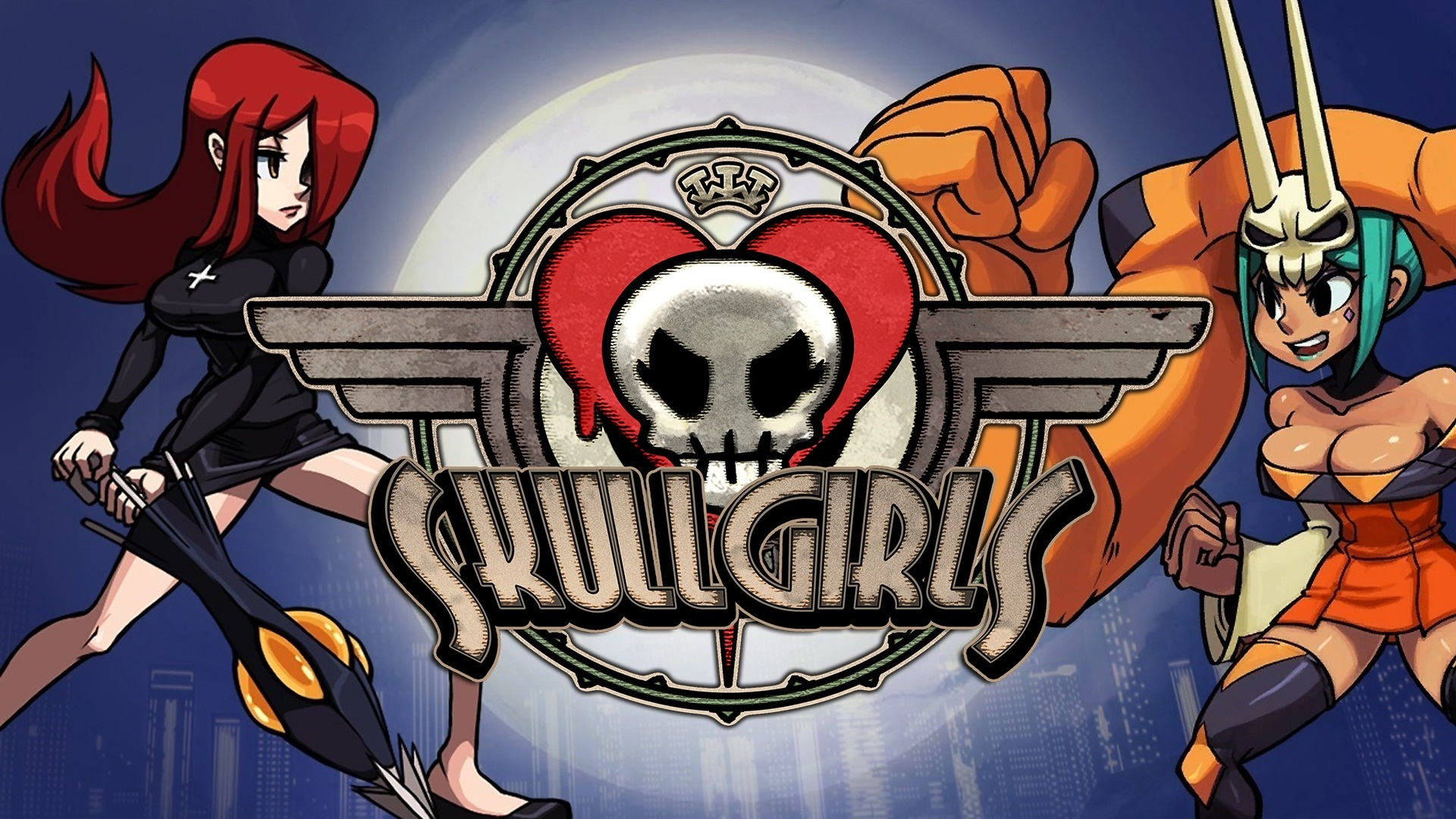 juego Skullgirls