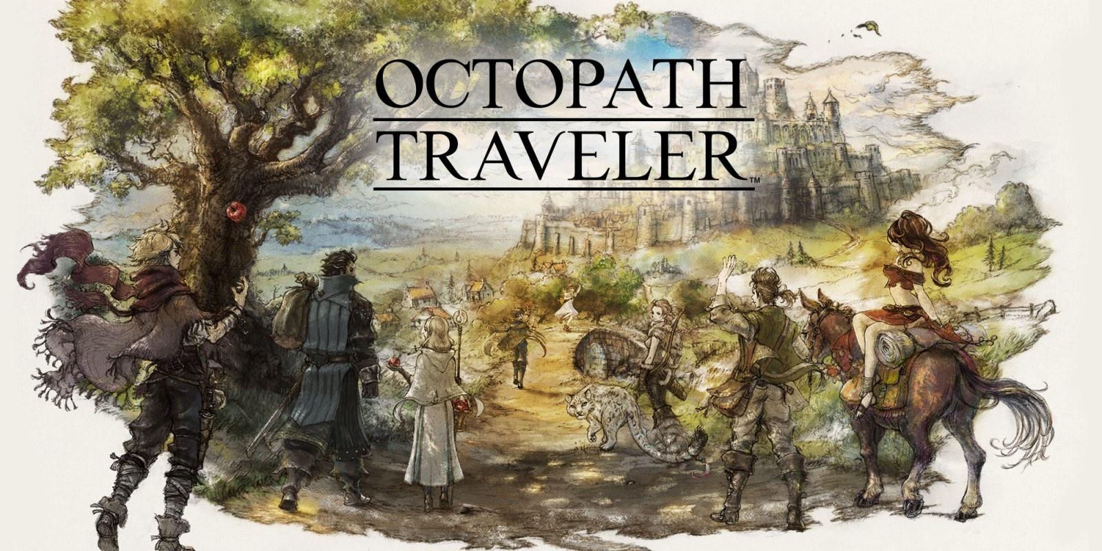 juego Octopath Traveler