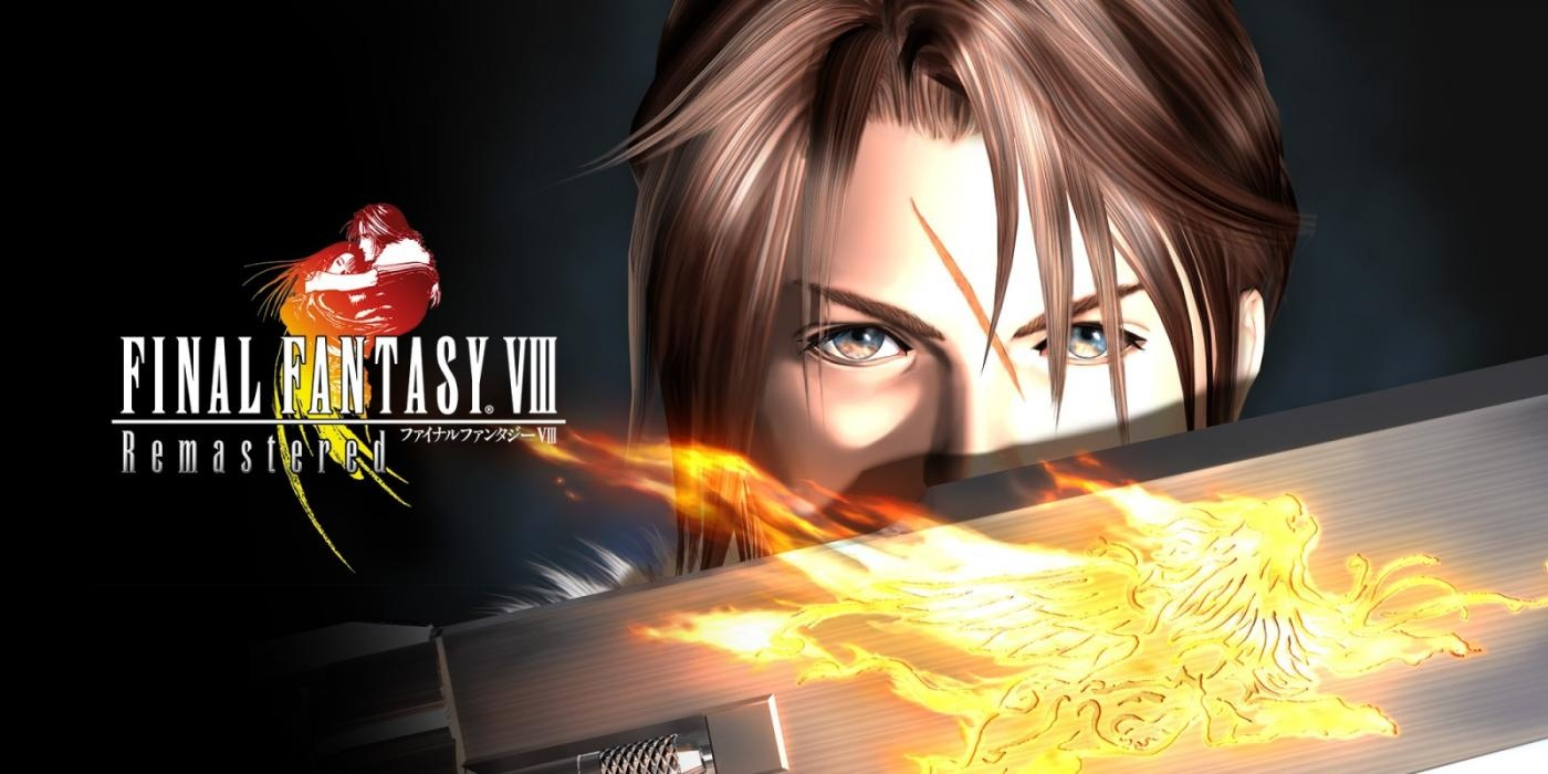 juego Final Fantasy VIII Remastered