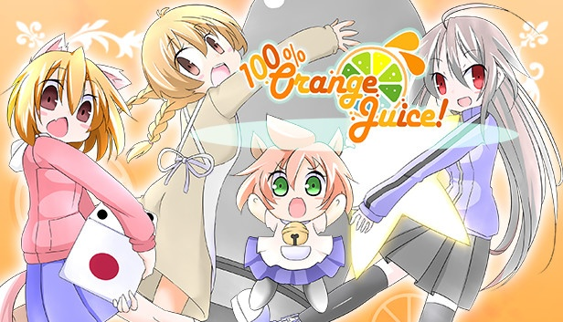 juego 100% Orange Juice