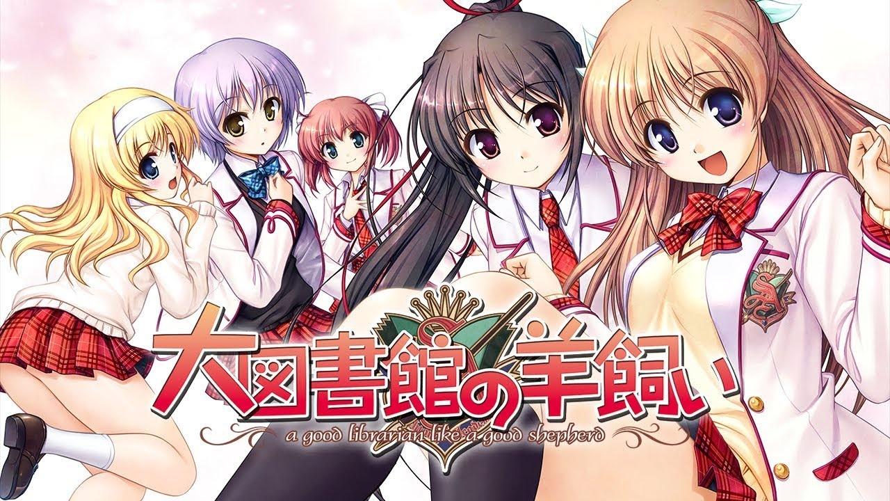 juego Daitoshokan no Hitsujikai