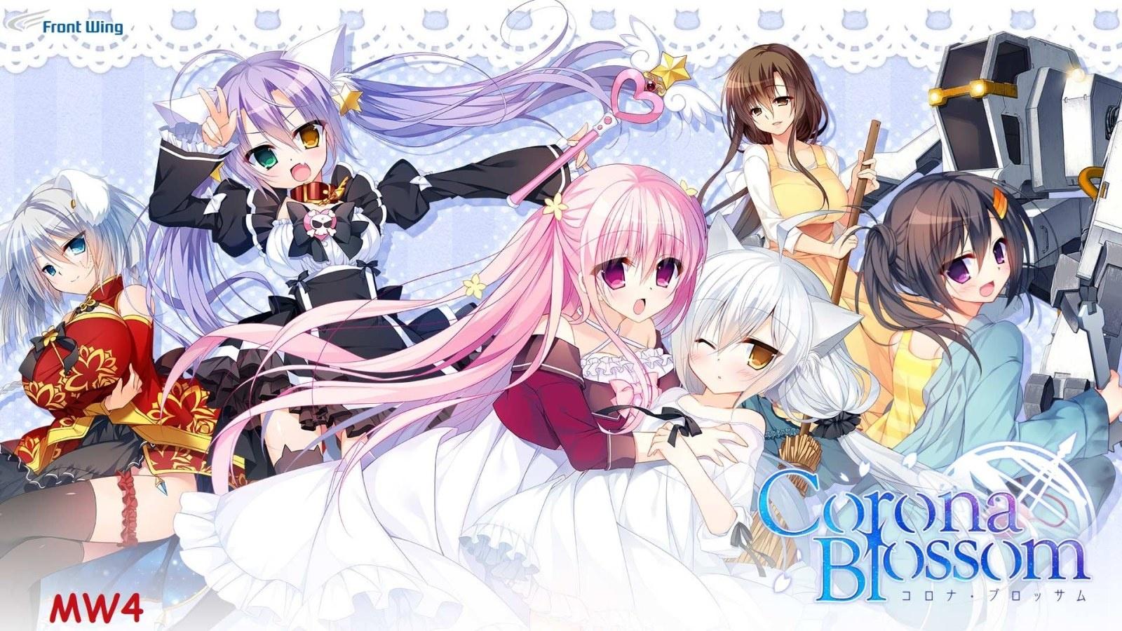 juego Corona Blossom 1