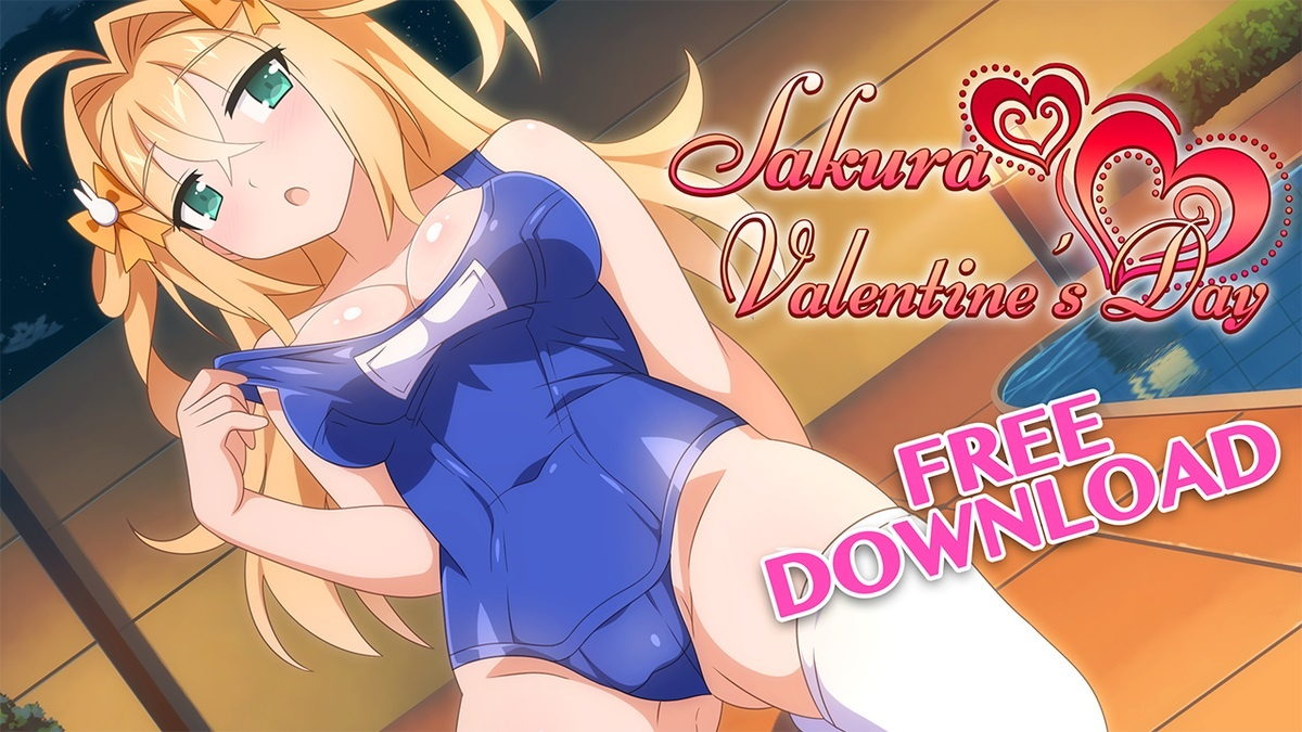 juego Sakura Valentine's Day