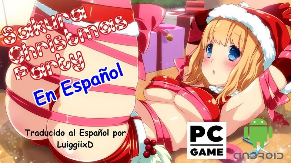 juego Sakura Christmas Party