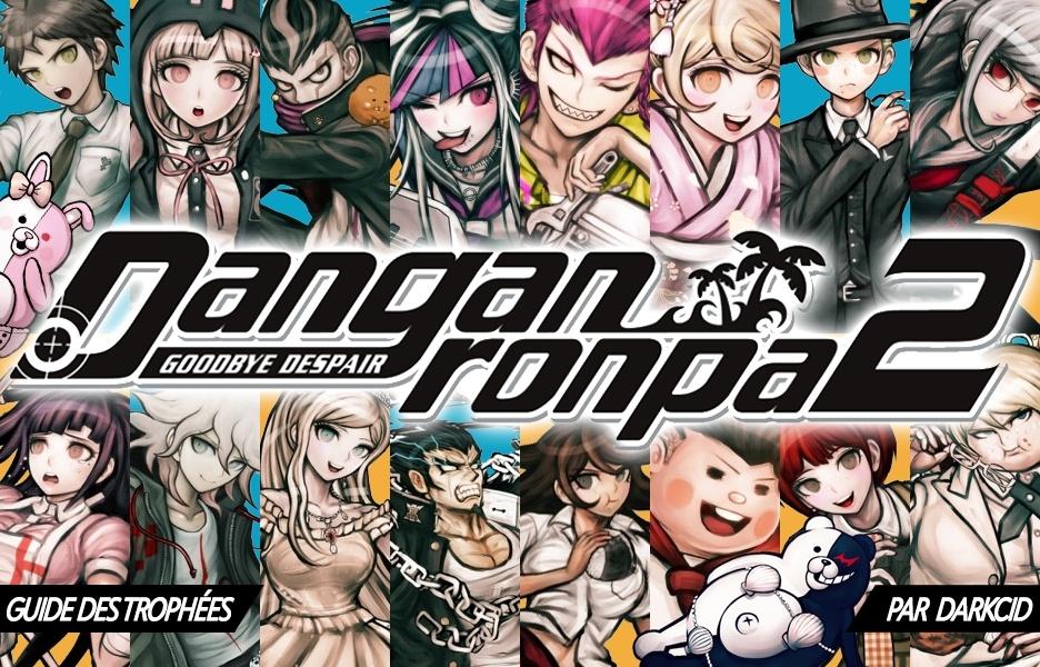 juego Danganronpa 2: Goodbye Despair