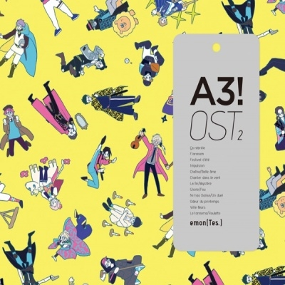 A3! ORIGINAL SOUNDTRACK 2