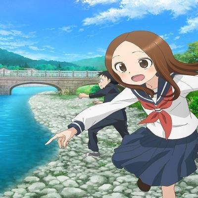 """100-mankai no """"I love you"""" – (Takagi CV:Rie Takahashi)"""