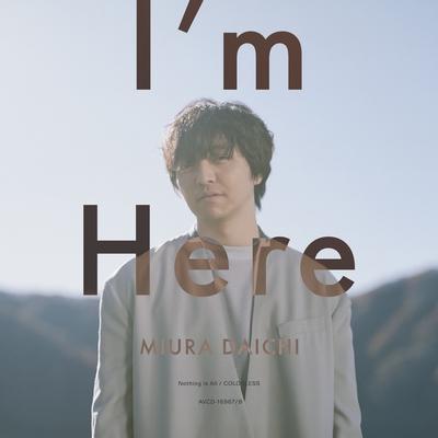 Daichi Miura – I'm Here (26th Single)
