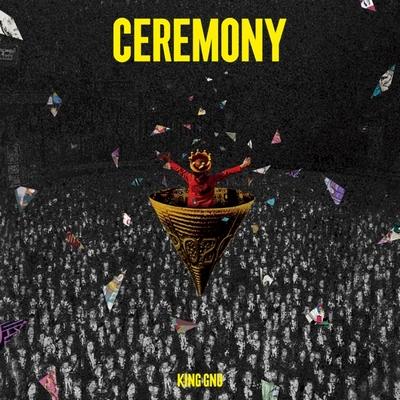 King Gnu – Ceremony (3rd Album)