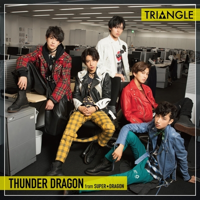 THUNDER DRAGON from SUPER DRAGON – Triangle (1st Single)