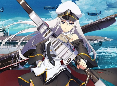 AZUR LANE The ANIMATION SOUNDTRACK 1