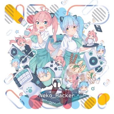 Neko Hacker – Neko Hacker (1st Album)
