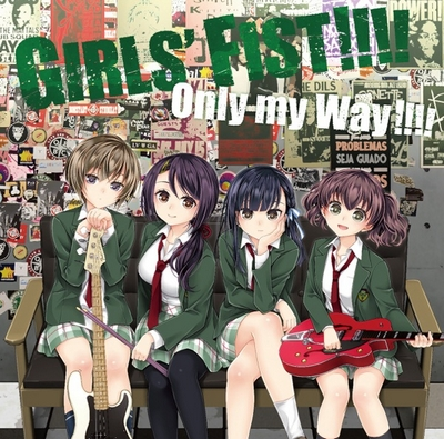 Girls' Fist!!!! – Only my Way!!!! (All Types)