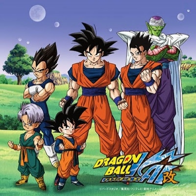 Dragon Ball Kai (2014) ED2 Single – Junjou