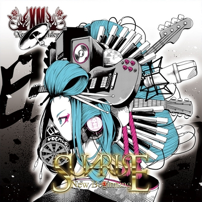 XenonP – SUNRISE -New Beginning- (10th Album)