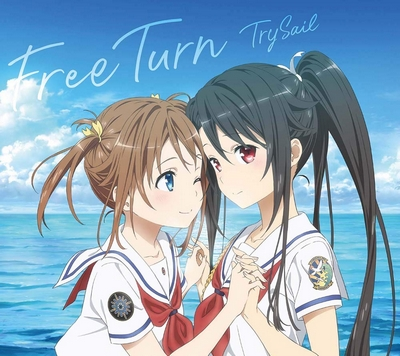 TrySail – Free Turn (Single) Haifuri the Movie Theme Song