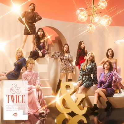 TWICE – &TWICE (2nd Japan Album)
