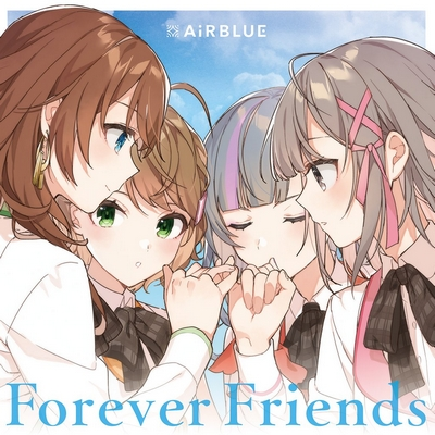 CUE! 01 Single Forever Friends