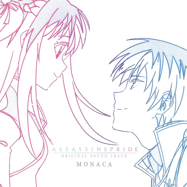ASSASSINS PRIDE Original Soundtrack / MONACA