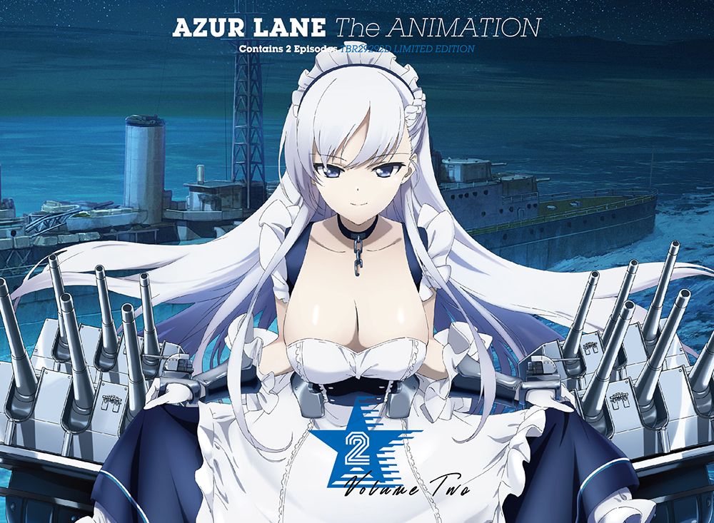 AZUR LANE The ANIMATION SOUNDTRACK 2
