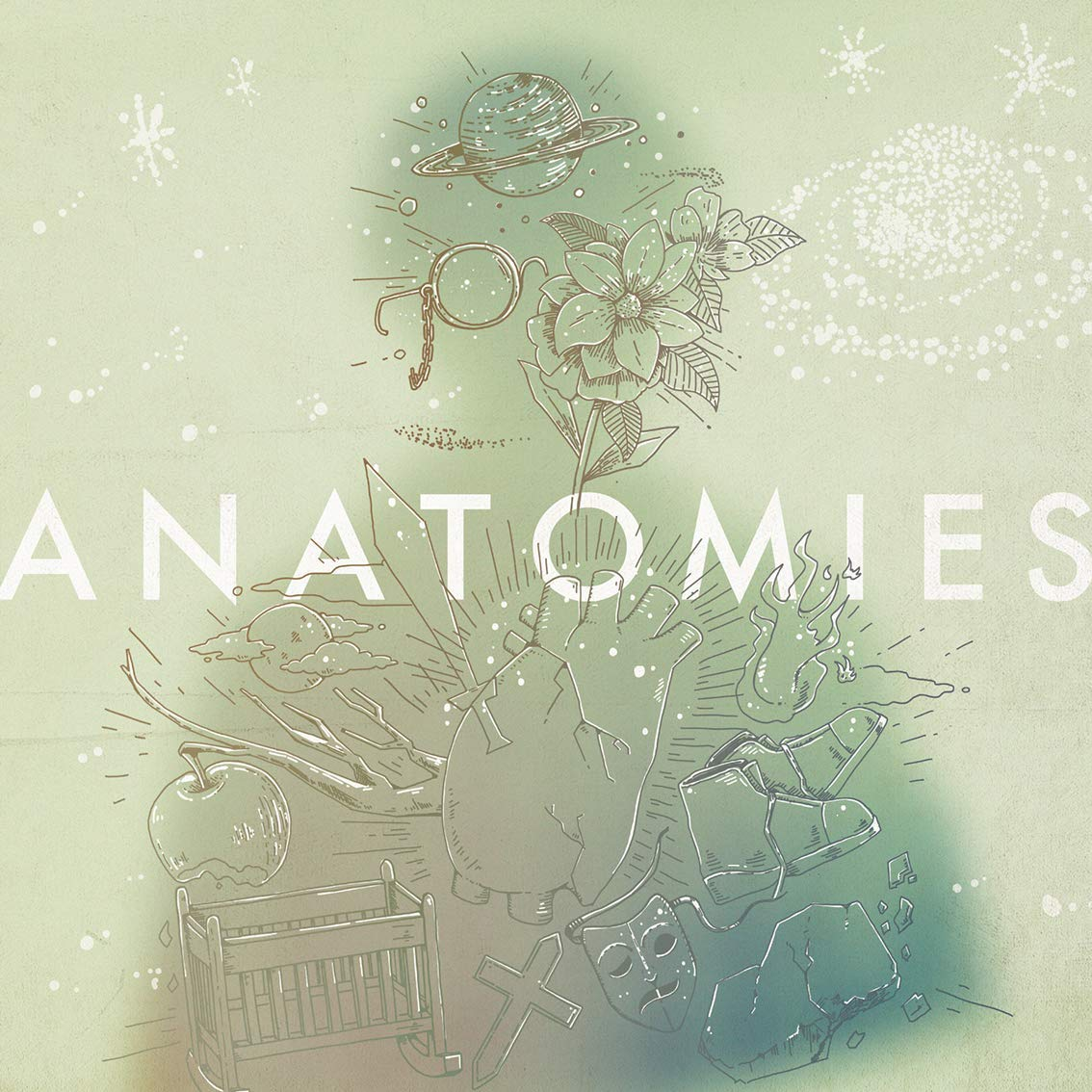 HALO AT 4JOHAN – ANATOMIES (Album)