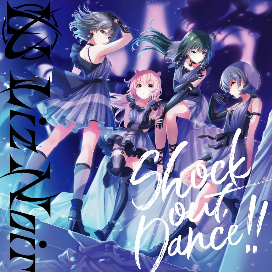 IDOLY PRIDE : Limited Special CD Shock out, Dance!! / LizNoir