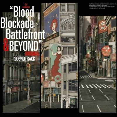 Kekkai Sensen & Beyond Original Soundtrack